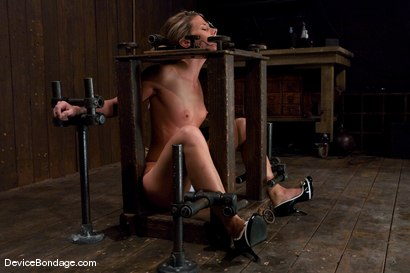 Photo number 4 from Ariel X<br>BEAUTIFIED shot for Device Bondage on Kink.com. Featuring Ariel X in hardcore BDSM & Fetish porn.