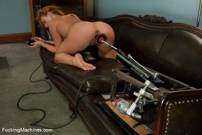 Photo number 7 from AMATEUR GIRL FRIDAYS - Ariel shot for Fucking Machines on Kink.com. Featuring Ariel in hardcore BDSM & Fetish porn.