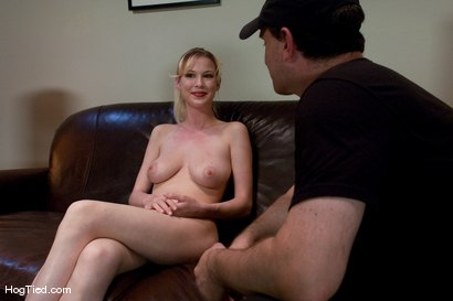 Photo number 15 from Amateur Casting Couch 19: Raina, HOLY FUCK she's a HOT SLUT! shot for Hogtied on Kink.com. Featuring Raina in hardcore BDSM & Fetish porn.
