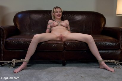 Photo number 7 from Amateur Casting Couch 19: Raina, HOLY FUCK she's a HOT SLUT! shot for Hogtied on Kink.com. Featuring Raina in hardcore BDSM & Fetish porn.
