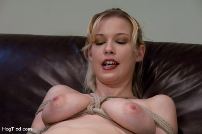 Photo number 9 from Amateur Casting Couch 19: Raina, HOLY FUCK she's a HOT SLUT! shot for Hogtied on Kink.com. Featuring Raina in hardcore BDSM & Fetish porn.