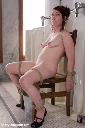 Photo number 13 from Anal Antics... Carmen Takes a LOT of water for her Enema Audition shot for Everything Butt on Kink.com. Featuring Carmen Stark in hardcore BDSM & Fetish porn.