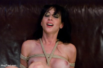 Photo number 11 from Amateur Casting Couch 23: Daniela is a Dominant Beauty Captured shot for Hogtied on Kink.com. Featuring Scarlett Stone in hardcore BDSM & Fetish porn.