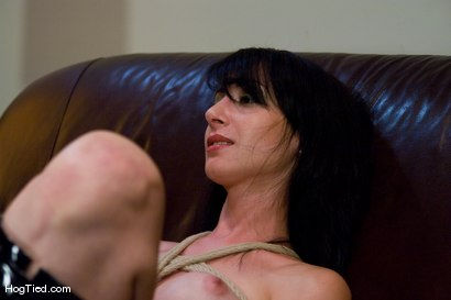 Photo number 7 from Amateur Casting Couch 23: Daniela is a Dominant Beauty Captured shot for Hogtied on Kink.com. Featuring Scarlett Stone in hardcore BDSM & Fetish porn.