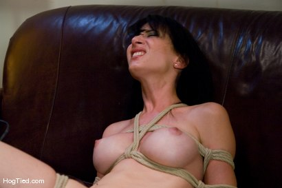 Photo number 8 from Amateur Casting Couch 23: Daniela is a Dominant Beauty Captured shot for Hogtied on Kink.com. Featuring Scarlett Stone in hardcore BDSM & Fetish porn.
