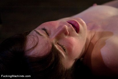 Photo number 4 from AMATEUR GIRL FRIDAYS - CLAUDIA shot for Fucking Machines on Kink.com. Featuring Claudia LeNoir in hardcore BDSM & Fetish porn.