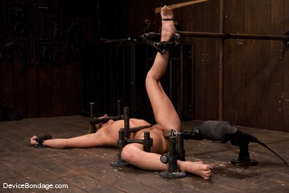 Photo number 5 from Jessie Cox<br>Fucked by a machine<br>Skynet is pleased.. shot for Device Bondage on Kink.com. Featuring Jessie Cox in hardcore BDSM & Fetish porn.