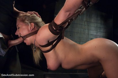 Photo number 9 from The Unfaithful shot for Sex And Submission on Kink.com. Featuring Dia Zerva and John Henry in hardcore BDSM & Fetish porn.