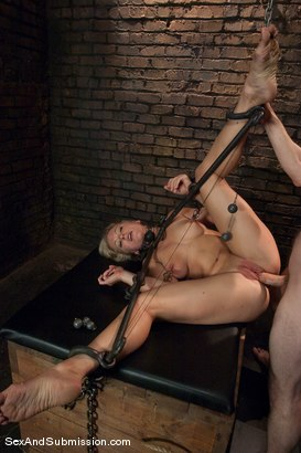 Photo number 11 from The Unfaithful shot for Sex And Submission on Kink.com. Featuring Dia Zerva and John Henry in hardcore BDSM & Fetish porn.