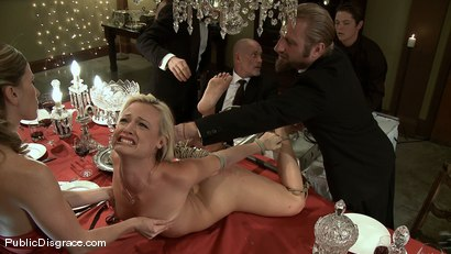 Photo number 2 from Jasmine Jolie: Common Whore   shot for Public Disgrace on Kink.com. Featuring Jasmine Jolie and Mark Davis in hardcore BDSM & Fetish porn.