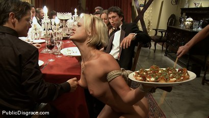 Photo number 4 from Jasmine Jolie: Common Whore   shot for Public Disgrace on Kink.com. Featuring Jasmine Jolie and Mark Davis in hardcore BDSM & Fetish porn.