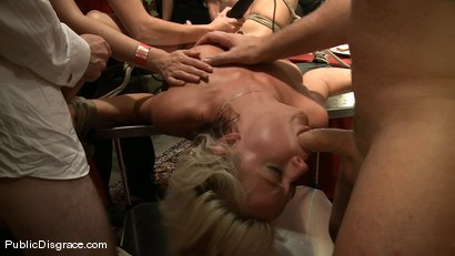 Photo number 10 from Jasmine Jolie: Common Whore   shot for Public Disgrace on Kink.com. Featuring Jasmine Jolie and Mark Davis in hardcore BDSM & Fetish porn.