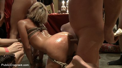 Photo number 12 from Jasmine Jolie: Common Whore   shot for Public Disgrace on Kink.com. Featuring Jasmine Jolie and Mark Davis in hardcore BDSM & Fetish porn.
