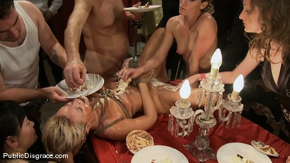 Photo number 14 from Jasmine Jolie: Common Whore   shot for Public Disgrace on Kink.com. Featuring Jasmine Jolie and Mark Davis in hardcore BDSM & Fetish porn.