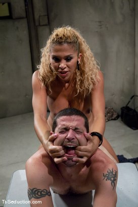 Photo number 10 from Jessica Host - bait and switch shot for TS Seduction on Kink.com. Featuring Jessica Host and Kyle Sparks in hardcore BDSM & Fetish porn.