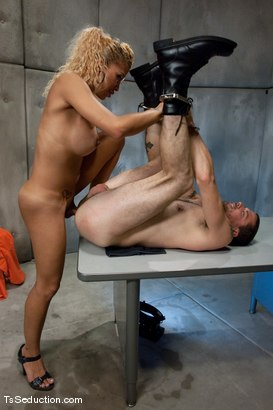 Photo number 9 from Jessica Host - bait and switch shot for TS Seduction on Kink.com. Featuring Jessica Host and Kyle Sparks in hardcore BDSM & Fetish porn.