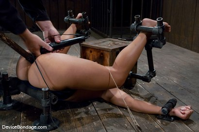 Photo number 12 from Jade Indica shot for Device Bondage on Kink.com. Featuring Miss Jade Indica in hardcore BDSM & Fetish porn.