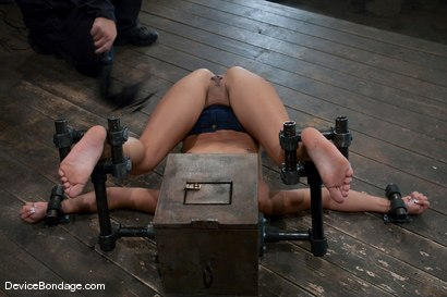 Photo number 8 from Jade Indica shot for Device Bondage on Kink.com. Featuring Miss Jade Indica in hardcore BDSM & Fetish porn.