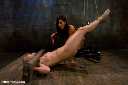 Photo number 7 from Isis Love dominates Jesse Cox shot for Wired Pussy on Kink.com. Featuring Jessie Cox and Isis Love in hardcore BDSM & Fetish porn.