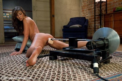 Photo number 7 from Angelica Saige  shot for Fucking Machines on Kink.com. Featuring Angelica Saige in hardcore BDSM & Fetish porn.