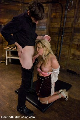 Photo number 6 from Emma Heart shot for Sex And Submission on Kink.com. Featuring John Henry and Emma Heart in hardcore BDSM & Fetish porn.