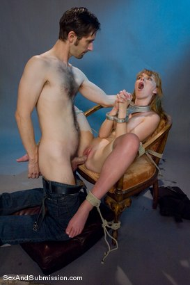 Photo number 10 from The Photographer shot for Sex And Submission on Kink.com. Featuring Marie McCray and John Henry in hardcore BDSM & Fetish porn.