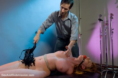 Photo number 4 from The Photographer shot for Sex And Submission on Kink.com. Featuring Marie McCray and John Henry in hardcore BDSM & Fetish porn.