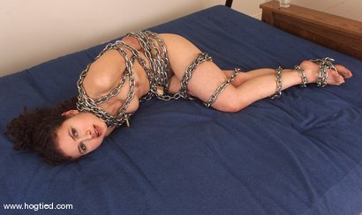 Photo number 15 from Shikira shot for Hogtied on Kink.com. Featuring Shikira in hardcore BDSM & Fetish porn.