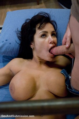 Photo number 14 from MILF Submission: episode 2  Lisa Ann shot for sexandsubmission on Kink.com. Featuring James Deen and Lisa Ann in hardcore BDSM & Fetish porn.