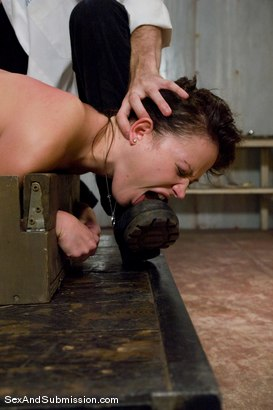 Photo number 10 from Little Piece of Meat shot for Sex And Submission on Kink.com. Featuring James Deen and Sindee Jennings in hardcore BDSM & Fetish porn.