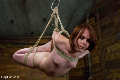 Photo number 13 from Bronte: This slut cums from pain!!!! shot for Hogtied on Kink.com. Featuring Bronte in hardcore BDSM & Fetish porn.