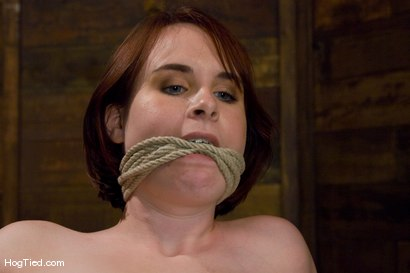 Photo number 4 from Bronte: This slut cums from pain!!!! shot for Hogtied on Kink.com. Featuring Bronte in hardcore BDSM & Fetish porn.
