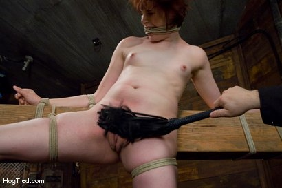 Photo number 5 from Bronte: This slut cums from pain!!!! shot for Hogtied on Kink.com. Featuring Bronte in hardcore BDSM & Fetish porn.