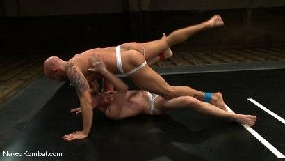 Photo number 5 from Drake Jaden vs. Tucker Forrest shot for nakedkombat on Kink.com. Featuring Drake Jaden and Tucker Forrest in hardcore BDSM & Fetish porn.