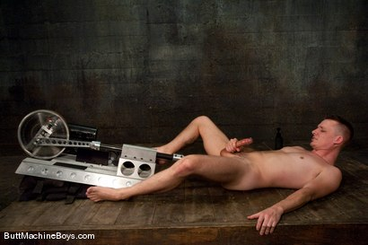 Photo number 15 from Tucker Takes It shot for Butt Machine Boys on Kink.com. Featuring Tucker Forrest in hardcore BDSM & Fetish porn.