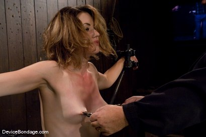 Photo number 14 from Sarah Shevon <br>Joins the ranks of Device Models shot for Device Bondage on Kink.com. Featuring Sarah Shevon in hardcore BDSM & Fetish porn.