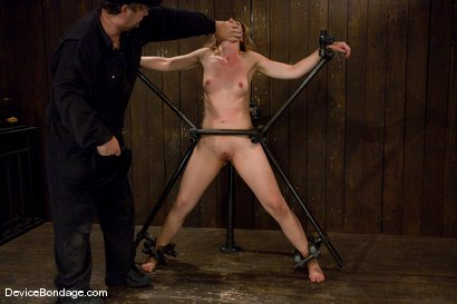 Photo number 5 from Sarah Shevon <br>Joins the ranks of Device Models shot for Device Bondage on Kink.com. Featuring Sarah Shevon in hardcore BDSM & Fetish porn.