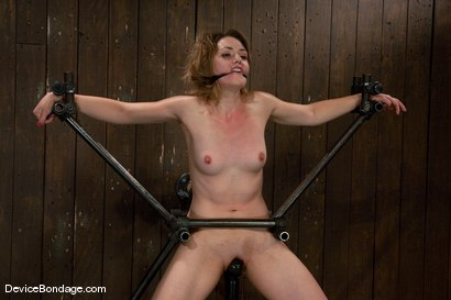 Photo number 11 from Sarah Shevon <br>Joins the ranks of Device Models shot for Device Bondage on Kink.com. Featuring Sarah Shevon in hardcore BDSM & Fetish porn.