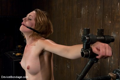 Photo number 12 from Sarah Shevon <br>Joins the ranks of Device Models shot for Device Bondage on Kink.com. Featuring Sarah Shevon in hardcore BDSM & Fetish porn.