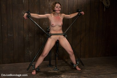 Photo number 10 from Sarah Shevon <br>Joins the ranks of Device Models shot for Device Bondage on Kink.com. Featuring Sarah Shevon in hardcore BDSM & Fetish porn.