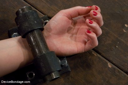 Photo number 3 from Sarah Shevon<br>The Pile Driver shot for Device Bondage on Kink.com. Featuring Sarah Shevon in hardcore BDSM & Fetish porn.