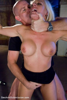 Photo number 4 from Holly Heart shot for Sex And Submission on Kink.com. Featuring Mark Davis and Holly Heart in hardcore BDSM & Fetish porn.