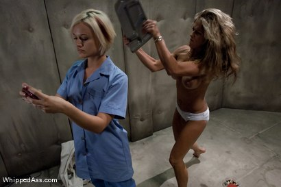 Photo number 4 from Revenge of the Insane shot for Whipped Ass on Kink.com. Featuring Jasmine Jolie and Felony in hardcore BDSM & Fetish porn.