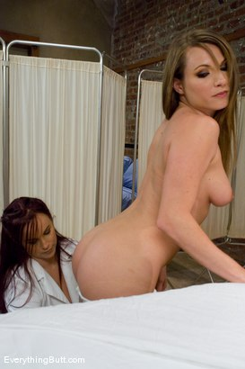 Photo number 1 from The New Masseuse: Harmony's Happy Ending shot for Everything Butt on Kink.com. Featuring Bella Rossi and Harmony in hardcore BDSM & Fetish porn.