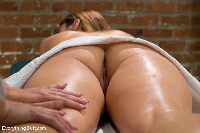 Photo number 2 from The New Masseuse: Harmony's Happy Ending shot for Everything Butt on Kink.com. Featuring Bella Rossi and Harmony in hardcore BDSM & Fetish porn.