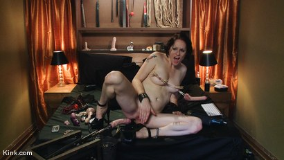 Photo number 14 from Scarlet Faux submits Live  shot for Kink Live on Kink.com. Featuring Scarlet Faux in hardcore BDSM & Fetish porn.
