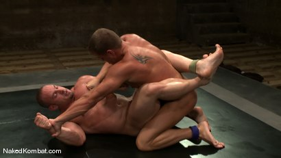 Photo number 11 from Tyler Saint vs Samuel Colt shot for Naked Kombat on Kink.com. Featuring Samuel Colt and Tyler Saint in hardcore BDSM & Fetish porn.
