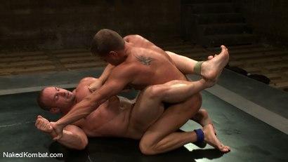 Photo number 11 from Tyler Saint vs Samuel Colt shot for nakedkombat on Kink.com. Featuring Samuel Colt and Tyler Saint in hardcore BDSM & Fetish porn.