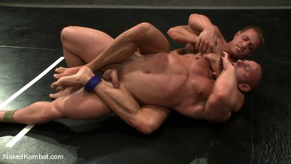 Photo number 9 from Tyler Saint vs Samuel Colt shot for Naked Kombat on Kink.com. Featuring Samuel Colt and Tyler Saint in hardcore BDSM & Fetish porn.