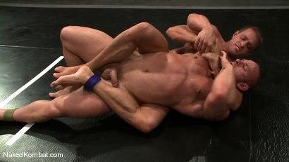 Photo number 9 from Tyler Saint vs Samuel Colt shot for nakedkombat on Kink.com. Featuring Samuel Colt and Tyler Saint in hardcore BDSM & Fetish porn.